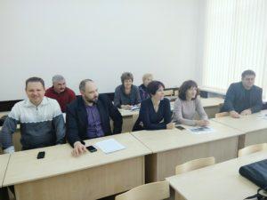 2 ноября 2017 г. состоялся 21 семинар научно-педагогической Кавказоведческой Школы В.Б. Виноградова
