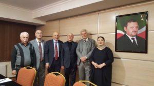 12 декабря в Грозном прошло первое заседание рабочей группы ежегодного Международного Нахского семинара