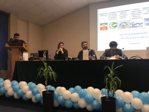 15 декабря в г. Пятигорске состоялся молодежный форум «Молодежь Кавказа»