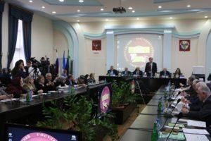 30 января в Махачкале прошел круглый стол «Пути профилактики национально-религиозного экстремизма в условиях новых вызовов и угроз»