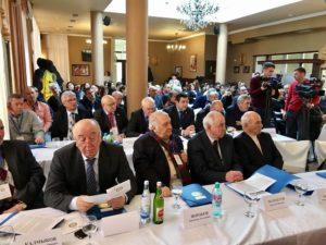 2 марта в г. Нальчике состоялась Международная научно-практическая конференция «Формирование российского многонационального государства через гражданское взаимодействие и институты общественной дипломатии».