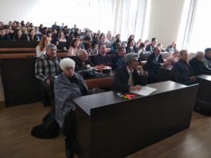 5 апреля в Армавире состоялась II-я международная научно-практическая конференция «Виноградовские чтения», посвященная 80-летию со дня рождения известного кавказоведа Виталия Борисовича Виноградова (1938-2012).