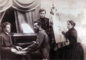 Афизе Дегужи (Маша Нижегородская) - дочь нижегородского драгунского полка. Черкешенка из абадзехов